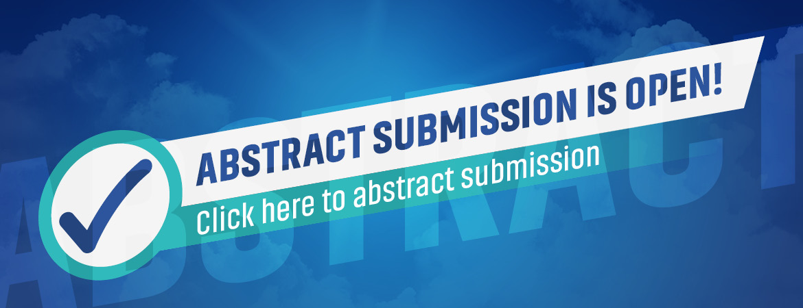 ABSTRACT SUBMISSION IS OPEN!